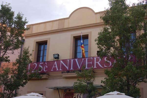 Colònia Güell aniversari Ateneu Unió