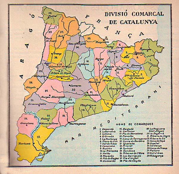 aleix colonia mapa catalunya