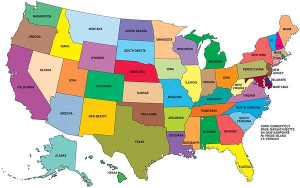 Mapa-estats-units