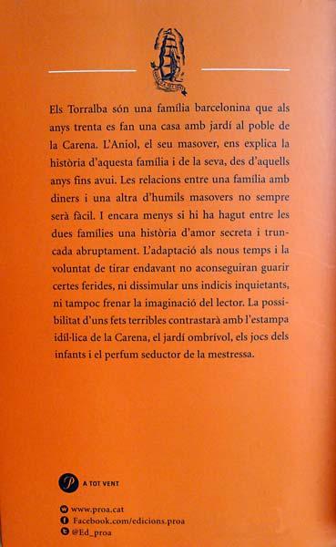 Blanca Busquets Jardí Obaga