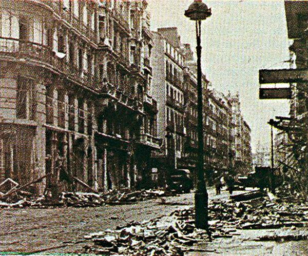 Almudena Grandes Madrid en guerra