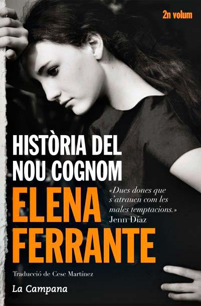 Elena Ferrante Amiga Genial