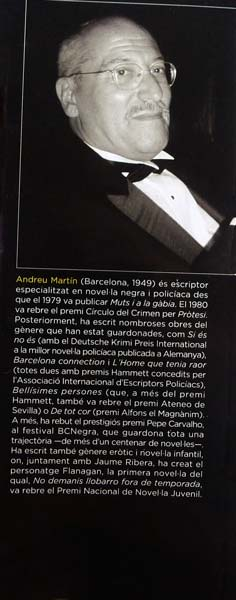 Harem Tibidabo Andreu Martín