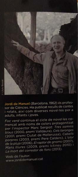 Foc verd Jordi de Manuel