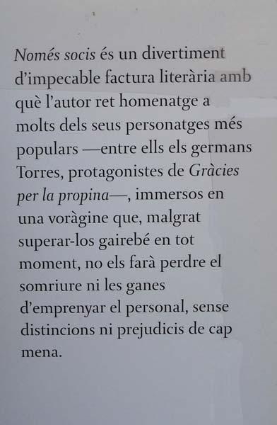 Ferran Torrent Només Socis
