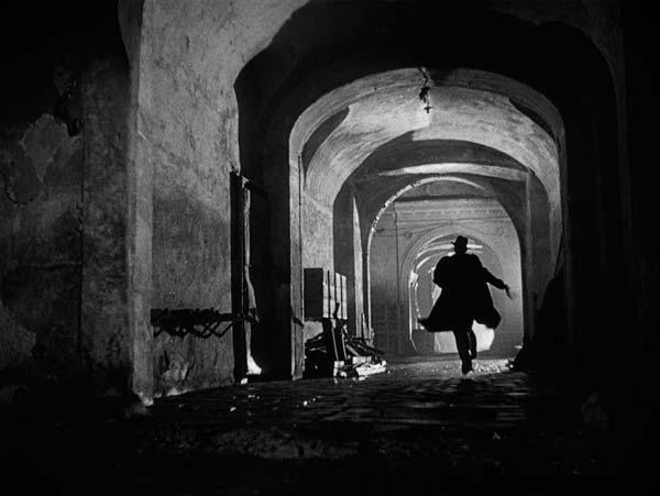 Graham Greene El tercer home