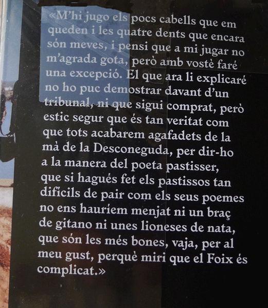 Jaume Cela La vida es bella