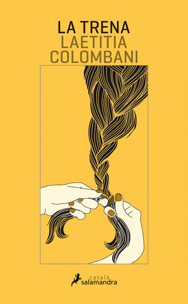 La trena Laetitia Colombani