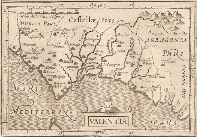 Comarques País Valencià