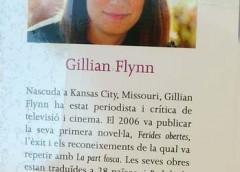 GILLIAN FLYNN – La part fosca