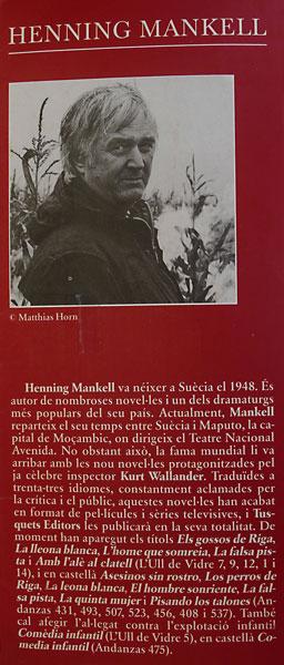 Henning-Mankell-El tallafoc