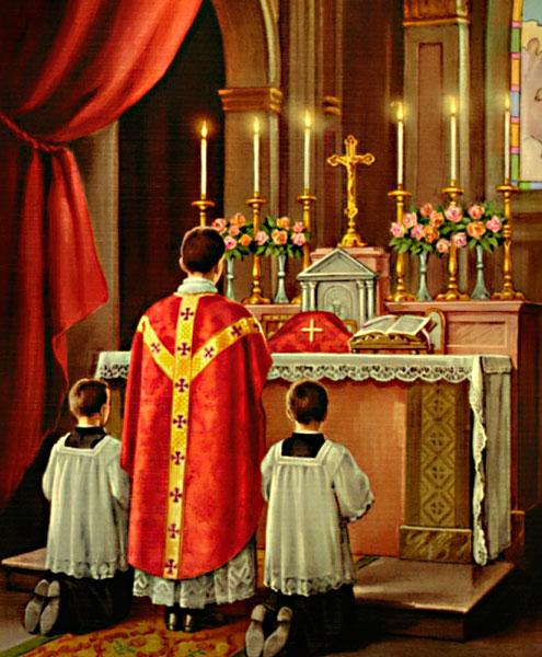 La-missa-abans-del-Concili-Vaticà-II