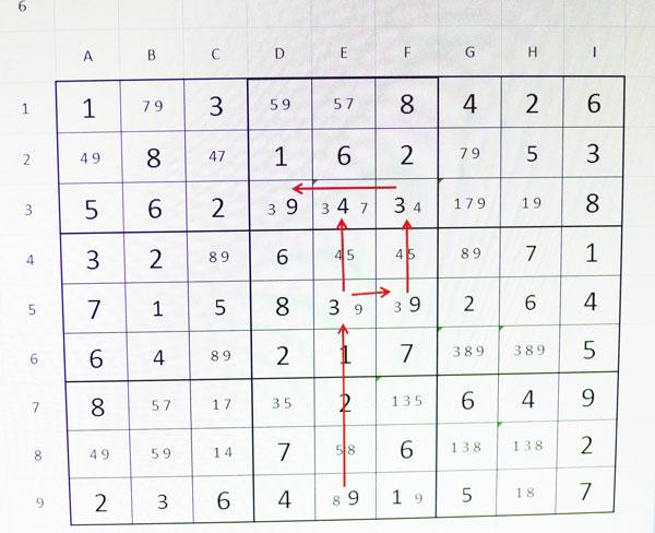 Sudoku impàs