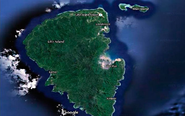 Illa de Lihir